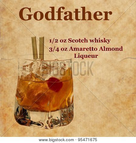 Godfather Recipe