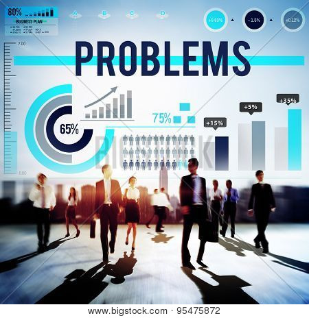 Financial Problems Solving Recession Solution Concept