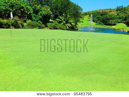 Club Landscape Fairway