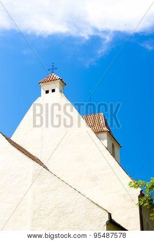 church of the martyrdom of St. John the Baptist, Zumberk, Czech Republic
