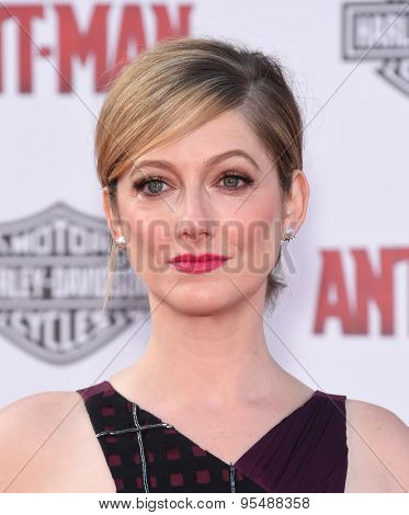 LOS ANGELES - JUN 29:  Judy Greer arrives to the