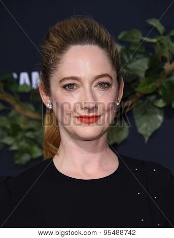 LOS ANGELES - JUN 09:  Judy Greer arrives to the