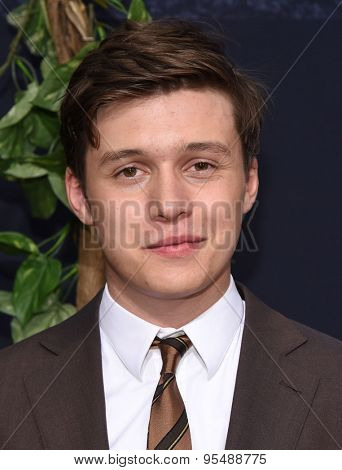 LOS ANGELES - JUN 09:  Nick Robinson arrives to the