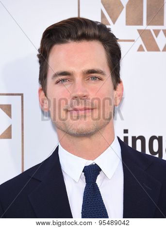 LOS ANGELES - JUN 25:  Matt Bomer arrives to the
