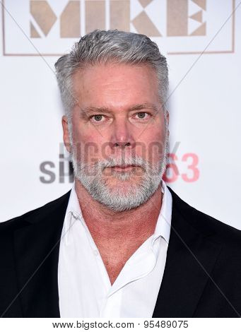 LOS ANGELES - JUN 25:  Kevin Nash arrives to the