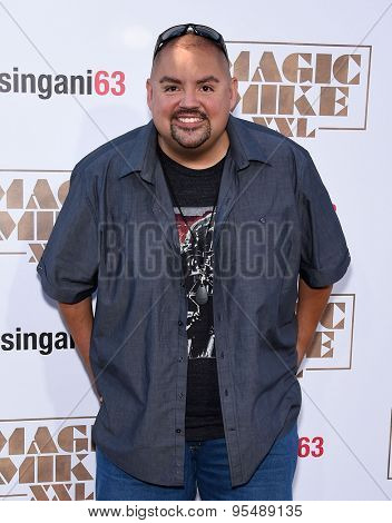 LOS ANGELES - JUN 25:  Gabriel Iglesias arrives to the
