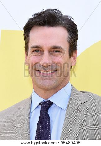 LOS ANGELES - JUN 27:  Jon Hamm arrives to the