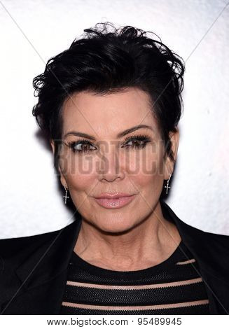 LOS ANGELES - JUL 07:  Kris Jenner arrives to the