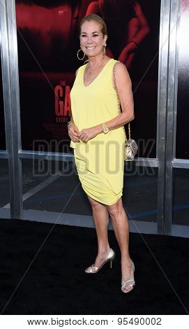 LOS ANGELES - JUL 07:  Kathie Lee Gifford arrives to the