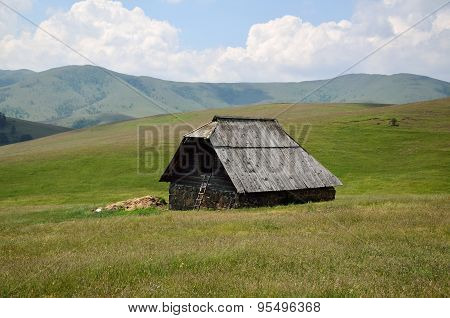 Wooden Shepard House