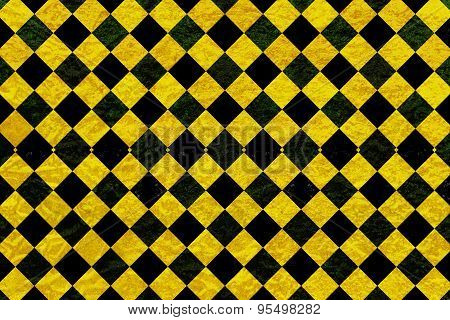 Chequered Pattern Background