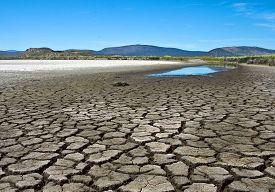 stock photo of water shortage  - Cracked - JPG