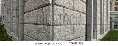 Wall Of Builings