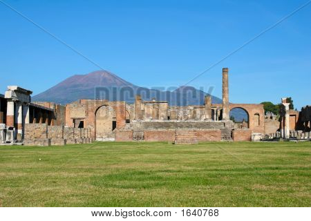 City Of Pompeii