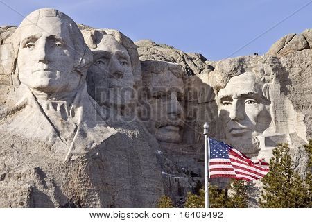Mount Rushmore South Dakota Black Hills
