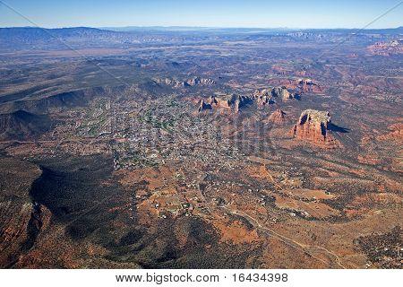 Sedona, Oak Creek Village, Arizona