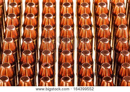 Small Caliber Bullets
