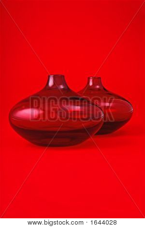 Red Oil Lamps