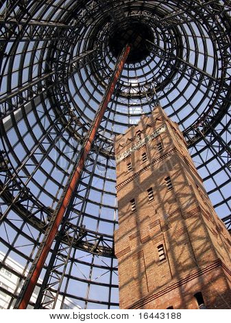 Shot Tower at Melbourne Central