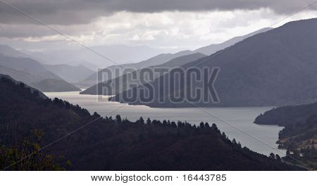 Marlborough Sounds NZ