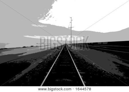 Railroad_Bw