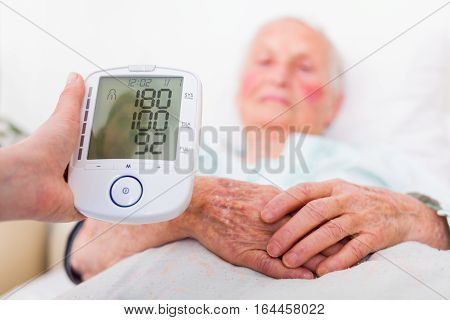 Stroke Danger - High Blood Pressure