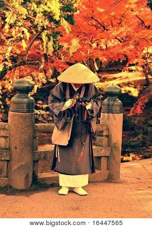 Japanese Pilgrim