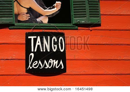 Tango Lessons - Buenos Aires