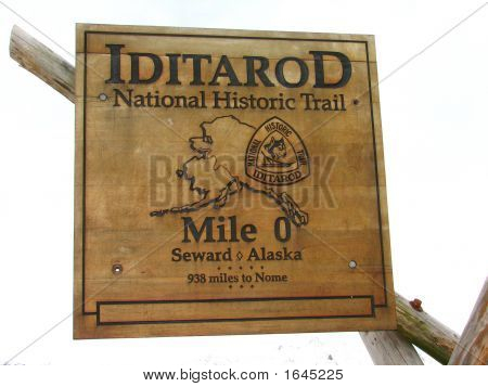 Iditarod - The Beginning