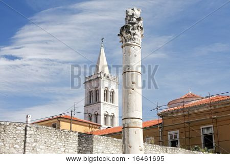 Church of St. Elias, Zadar, Croatia