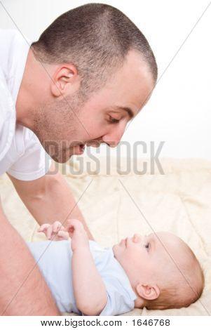 Playful Dad