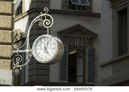 Italy Clock 02