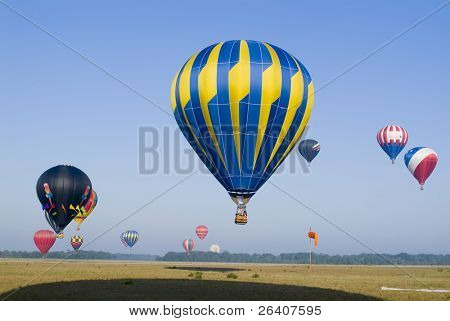 Hot air balloon festival 60. See more in my portfolio