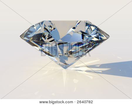 Diamond With Dispersion