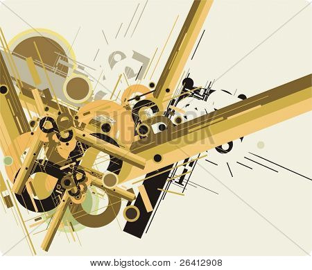 abstract future tech background,vector illustration,