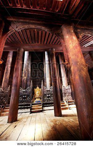 Tick temple in Mandalay,Myanmar