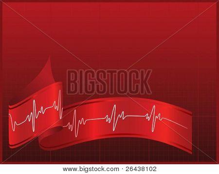 Fondo de tarjeta médica