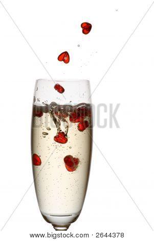 Champagne Love.