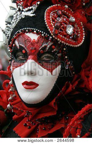 Mask Carnival Venice
