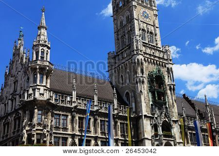 New City Hall Munich