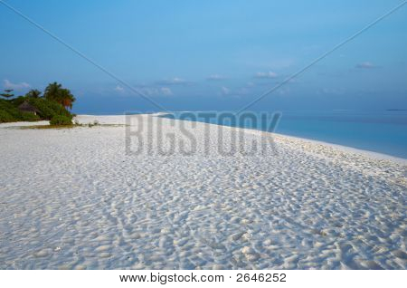 Infinity Morning Beach