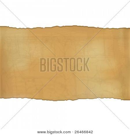 Fragmentary Paper