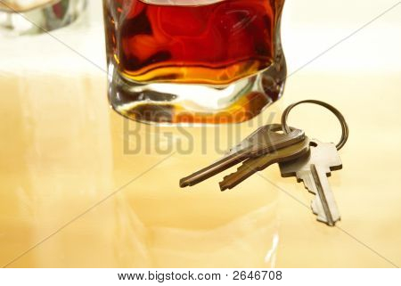 Alcool And Keys