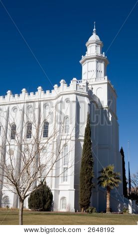 Lds St George Temple