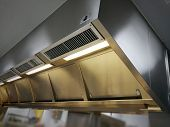 Extraction Hood Supply Air Return - Kitchen Ventilation Systems poster