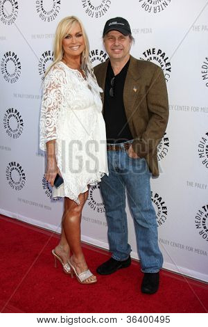 LOS ANGELES - JUN 7:  Catherine Hickland, Todd Fisher at the Debbie Reynolds Hollywood Memorabilia Collection Auction & Auction Preview at Paley Center For Media on June 7, 2011 in Beverly Hills, CA