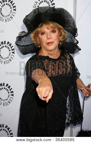 LOS ANGELES - JUN 7:  Ruta Lee arrivimg at the Debbie Reynolds Hollywood Memorabilia Collection Auction & Auction Preview at Paley Center For Media on June 7, 2011 in Beverly Hills, CA