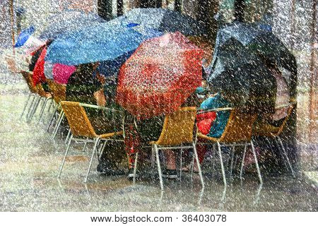 Heavy Rain and Snow