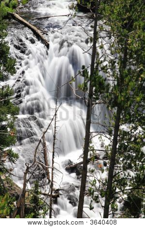 The Kepler Cascades In The Yellowstone