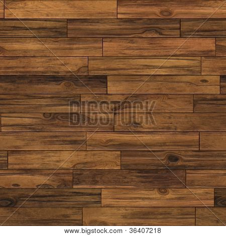 Aged wood illustration. Seamless pattern.